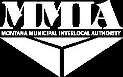 MMIA - Montana Municipal Interlocal Authority - logo with triangle below